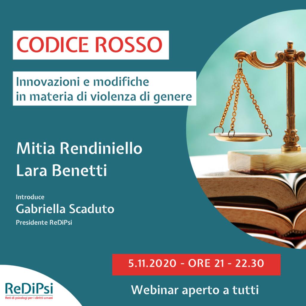 Evento Redipsi psicologi diritti umani violenza di genere